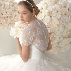 Rosa Clara Maldivas Wedding Dress